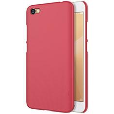 Xiaomi Redmi Note 5A Standard Edition用ハードケース プラスチック メッシュ デザイン Xiaomi レッド