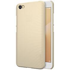 Xiaomi Redmi Note 5A Standard Edition用ハードケース プラスチック メッシュ デザイン Xiaomi ゴールド