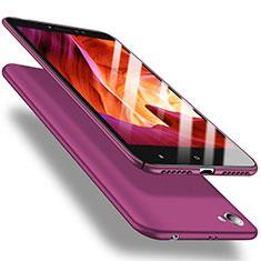 Xiaomi Redmi Note 5A Standard Edition用ハードケース プラスチック 質感もマット M02 Xiaomi パープル
