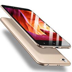 Xiaomi Redmi Note 5A Standard Edition用ハードケース プラスチック 質感もマット M02 Xiaomi ゴールド