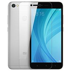 Xiaomi Redmi Note 5A Standard Edition用強化ガラス 液晶保護フィルム Xiaomi クリア