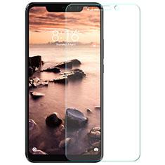 Xiaomi Redmi Note 6 Pro用強化ガラス 液晶保護フィルム T02 Xiaomi クリア