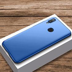 Xiaomi Redmi Note 7 Pro用ハードケース プラスチック 質感もマット M01 Xiaomi ネイビー
