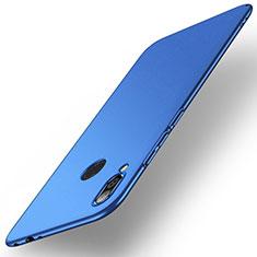 Xiaomi Redmi Note 7 Pro用ハードケース プラスチック 質感もマット M02 Xiaomi ネイビー
