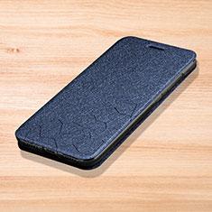 Xiaomi Redmi Note 7 Pro用手帳型 レザーケース スタンド カバー L01 Xiaomi ネイビー