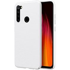 Xiaomi Redmi Note 8用ハードケース プラスチック 質感もマット カバー M01 Xiaomi ホワイト
