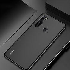 Xiaomi Redmi Note 8用極薄ソフトケース シリコンケース 耐衝撃 全面保護 クリア透明 H04 Xiaomi ブラック