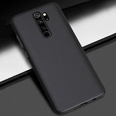 Xiaomi Redmi Note 8 Pro用ハードケース プラスチック 質感もマット カバー M01 Xiaomi ブラック