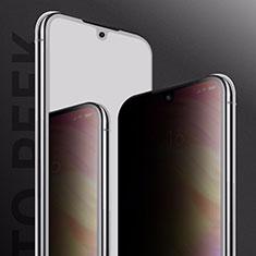 Xiaomi Redmi Note 8T用反スパイ 強化ガラス 液晶保護フィルム M04 Xiaomi クリア