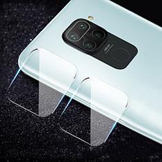 Xiaomi Redmi Note 9用強化ガラス カメラプロテクター カメラレンズ 保護ガラスフイルム Xiaomi クリア
