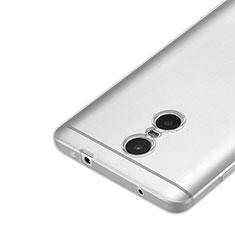 Xiaomi Redmi Pro用極薄ソフトケース シリコンケース 耐衝撃 全面保護 クリア透明 Xiaomi クリア
