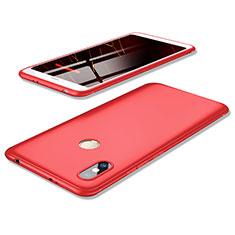 Xiaomi Redmi S2用極薄ソフトケース シリコンケース 耐衝撃 全面保護 S02 Xiaomi レッド