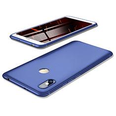 Xiaomi Redmi S2用極薄ソフトケース シリコンケース 耐衝撃 全面保護 S02 Xiaomi ネイビー