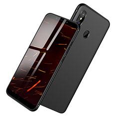 Xiaomi Redmi S2用極薄ソフトケース シリコンケース 耐衝撃 全面保護 S04 Xiaomi ブラック