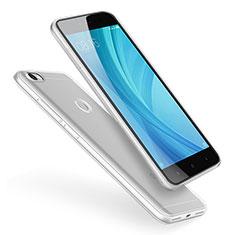 Xiaomi Redmi Y1用極薄ソフトケース シリコンケース 耐衝撃 全面保護 クリア透明 T02 Xiaomi クリア