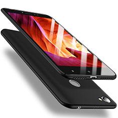 Xiaomi Redmi Y1用ハードケース プラスチック 質感もマット M02 Xiaomi ブラック