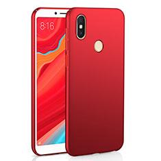 Xiaomi Redmi Y2用ハードケース プラスチック 質感もマット M01 Xiaomi レッド
