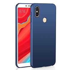Xiaomi Redmi Y2用ハードケース プラスチック 質感もマット M01 Xiaomi ネイビー