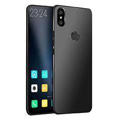 Xiaomi Redmi Y2用ハードケース プラスチック 質感もマット Xiaomi ブラック
