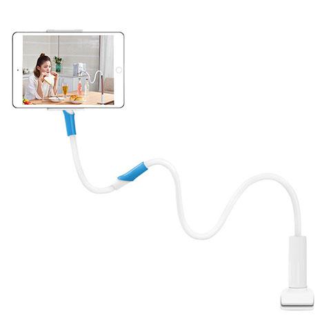 Apple iPad 2用スタンドタイプのタブレット クリップ式 フレキシブル仕様 T35 アップル ホワイト