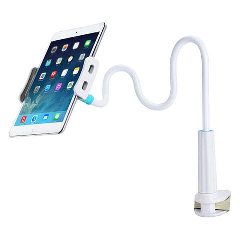 Apple iPad 2用スタンドタイプのタブレット クリップ式 フレキシブル仕様 T39 アップル ホワイト