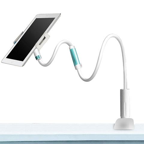 Apple iPad 3用スタンドタイプのタブレット クリップ式 フレキシブル仕様 アップル ホワイト