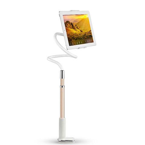 Apple iPad 3用スタンドタイプのタブレット クリップ式 フレキシブル仕様 T36 アップル ローズゴールド