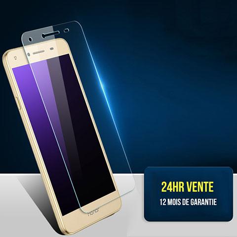 Huawei Honor Play 5用強化ガラス 液晶保護フィルム T03 ファーウェイ クリア