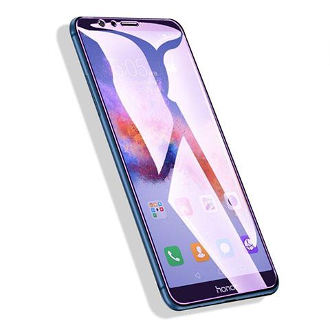 Huawei Honor Play 7X用アンチグレア ブルーライト 強化ガラス 液晶保護フィルム B03 ファーウェイ クリア