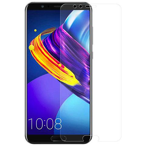 Huawei Honor V10用強化ガラス 液晶保護フィルム T04 ファーウェイ クリア