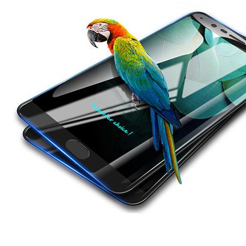 Huawei Honor View 10用強化ガラス フル液晶保護フィルム F04 ファーウェイ ブラック