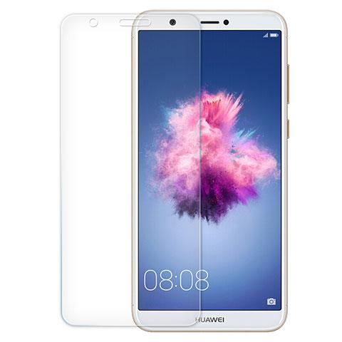 Huawei P Smart用強化ガラス 液晶保護フィルム ファーウェイ クリア