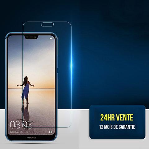 Huawei P20 Lite用強化ガラス 液晶保護フィルム ファーウェイ クリア