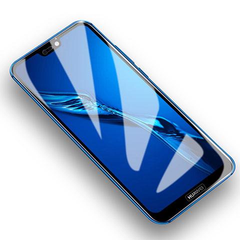Huawei P20 Lite用強化ガラス 液晶保護フィルム T01 ファーウェイ クリア
