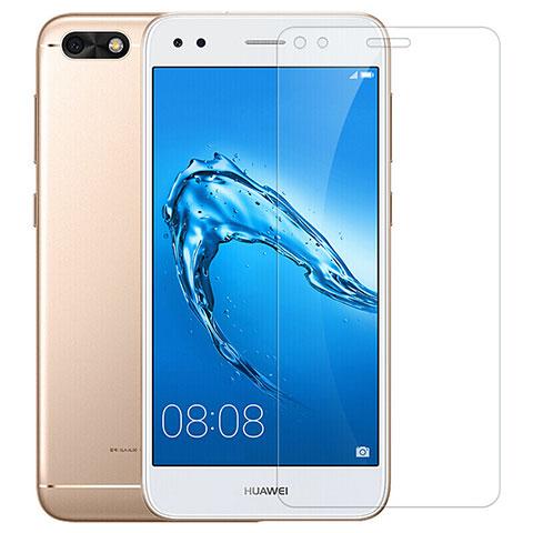 Huawei P9 Lite Mini用強化ガラス 液晶保護フィルム ファーウェイ クリア