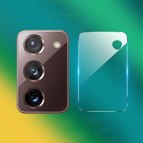 Samsung Galaxy Z Fold2 5G用強化ガラス カメラプロテクター カメラレンズ 保護ガラスフイルム サムスン クリア