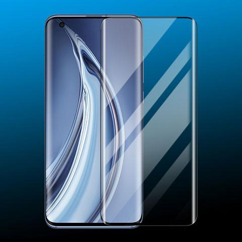 Xiaomi Mi 10 Ultra用強化ガラス フル液晶保護フィルム Xiaomi ブラック
