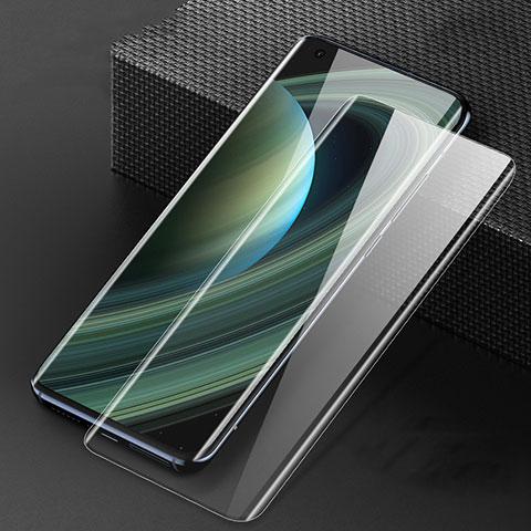 Xiaomi Mi 10 Ultra用強化ガラス フル液晶保護フィルム F04 Xiaomi ブラック