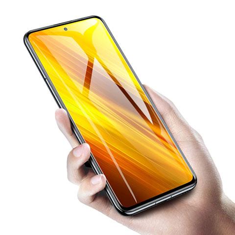 Xiaomi Poco X3 NFC用強化ガラス 液晶保護フィルム Xiaomi クリア