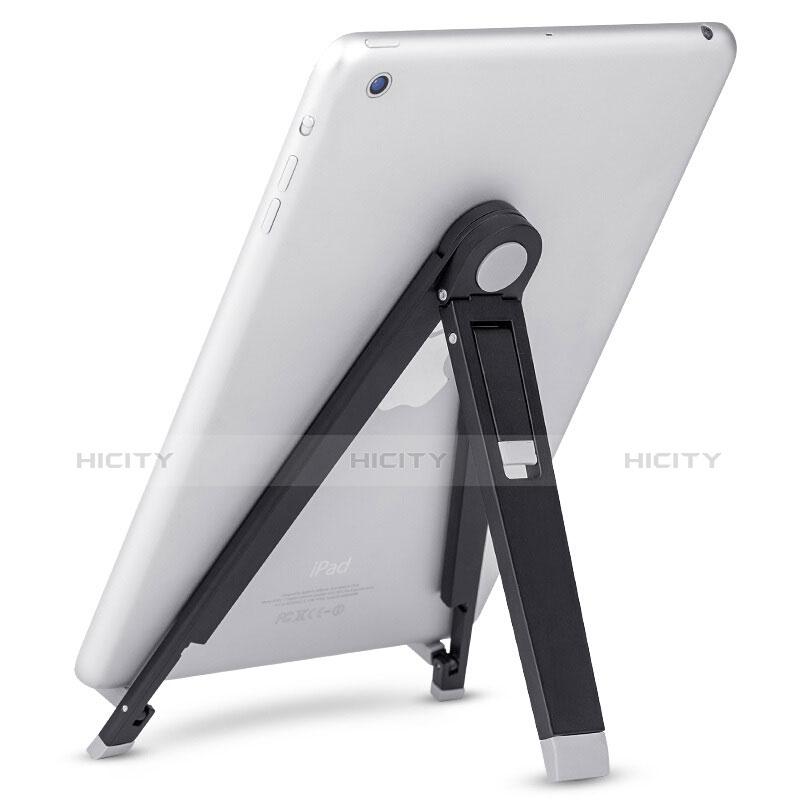 Apple iPad 2用スタンドタイプのタブレット ホルダー ユニバーサル アップル ブラック