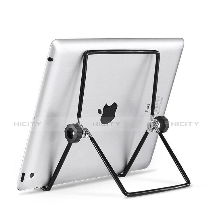 Apple iPad 2用スタンドタイプのタブレット ホルダー ユニバーサル T20 アップル ブラック