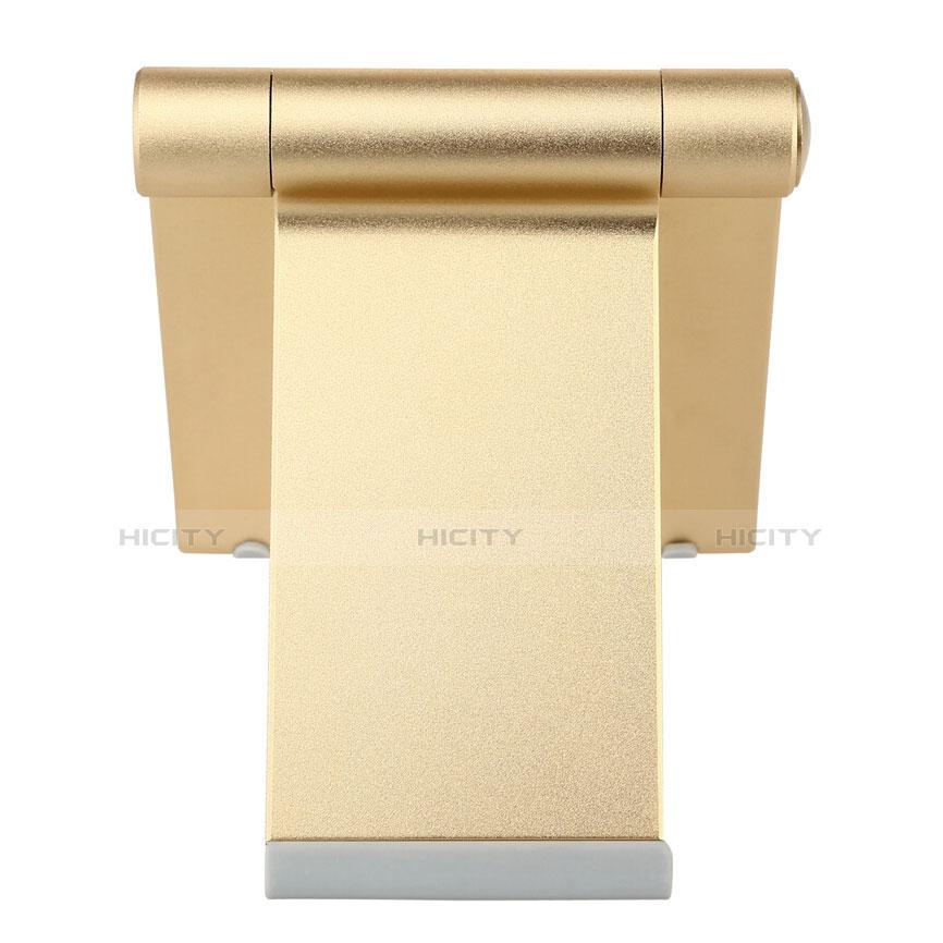 Apple iPad 2用スタンドタイプのタブレット ホルダー ユニバーサル T27 アップル ゴールド