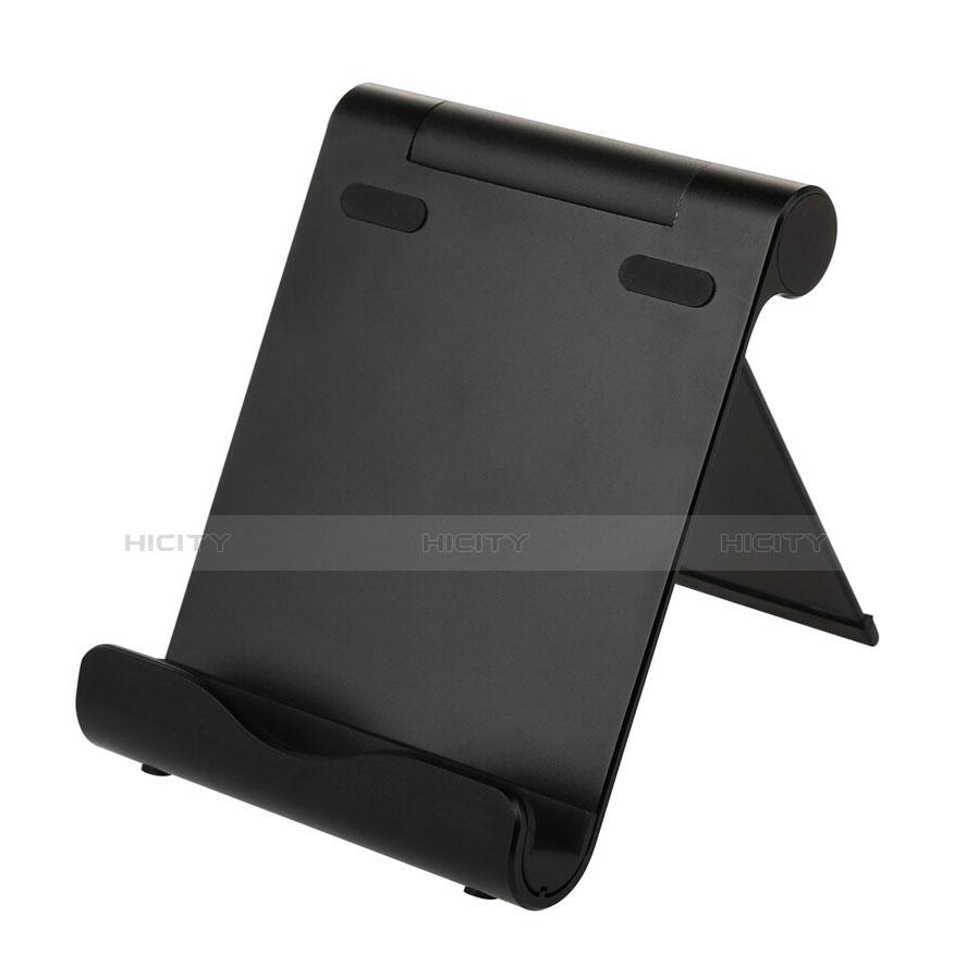 Apple iPad 2用スタンドタイプのタブレット ホルダー ユニバーサル T27 アップル ブラック