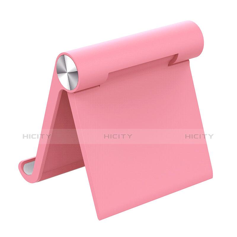 Apple iPad 2用スタンドタイプのタブレット ホルダー ユニバーサル T28 アップル ピンク