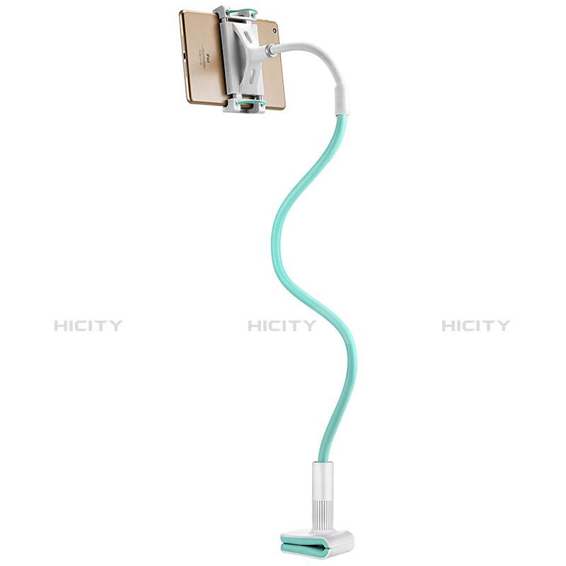 Apple iPad 2用スタンドタイプのタブレット クリップ式 フレキシブル仕様 T34 アップル グリーン