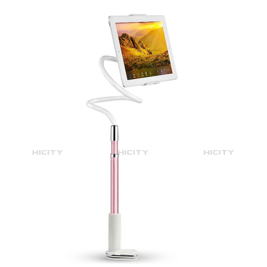Apple iPad 2用スタンドタイプのタブレット クリップ式 フレキシブル仕様 T36 アップル ピンク