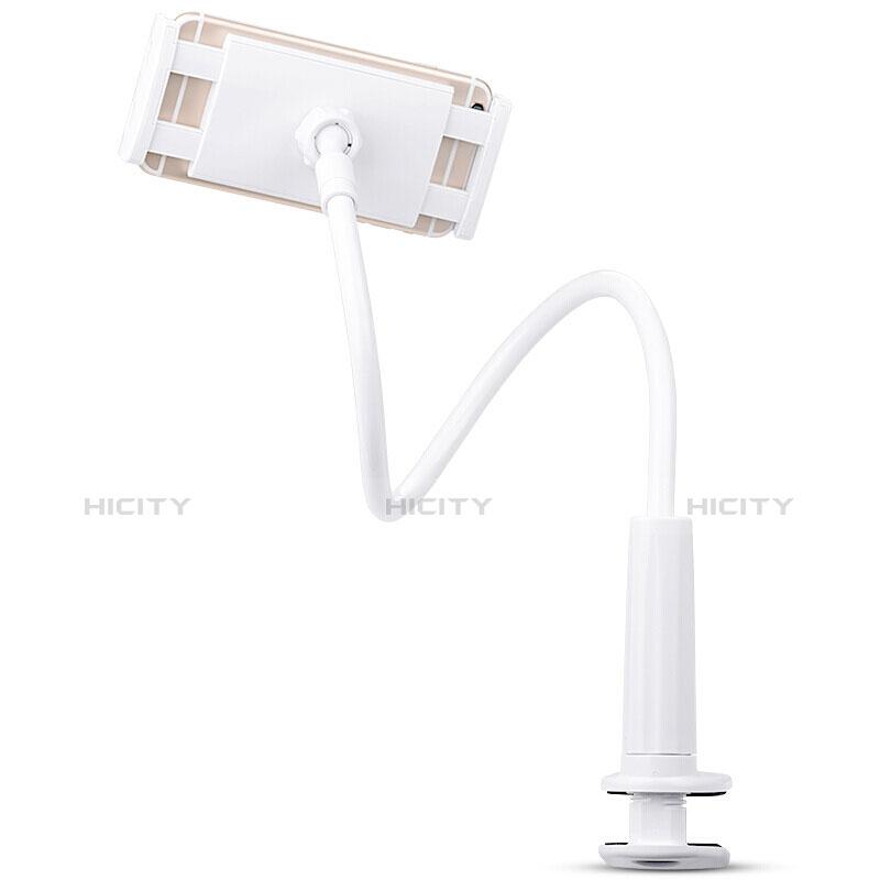 Apple iPad 2用スタンドタイプのタブレット クリップ式 フレキシブル仕様 T38 アップル ホワイト