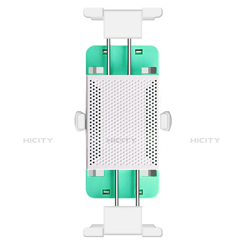 Apple iPad 2用スタンドタイプのタブレット クリップ式 フレキシブル仕様 T40 アップル ホワイト