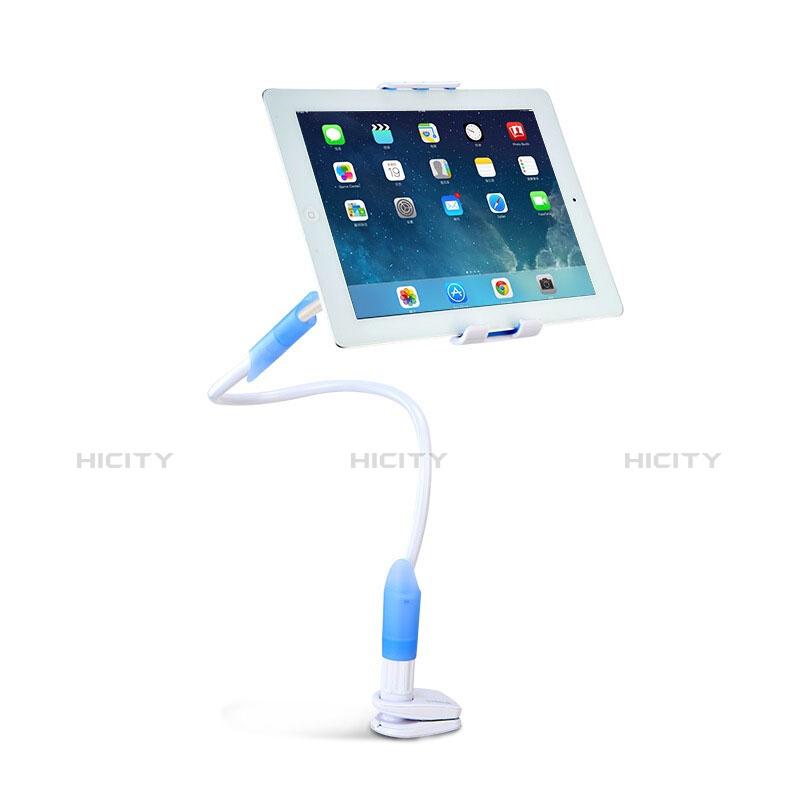 Apple iPad 2用スタンドタイプのタブレット クリップ式 フレキシブル仕様 T41 アップル ブルー