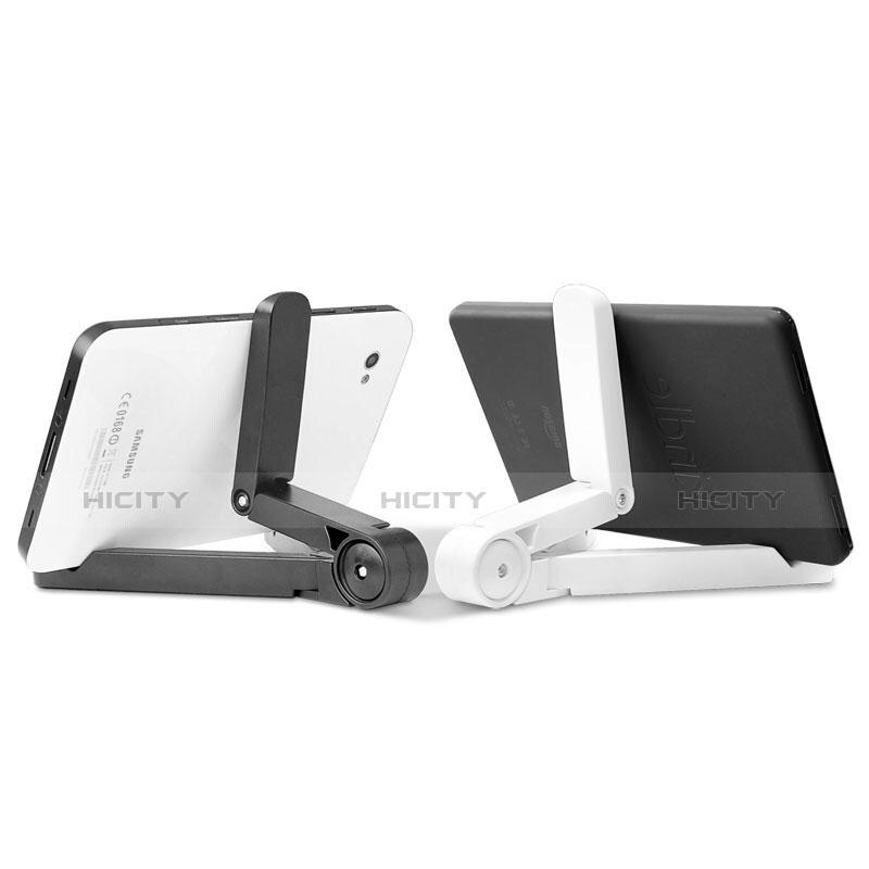 Apple iPad 3用スタンドタイプのタブレット ホルダー ユニバーサル T23 アップル ホワイト